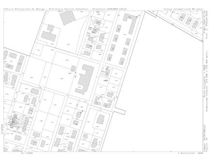 Estratto Di Mappa Catasto Visure Catastali Online