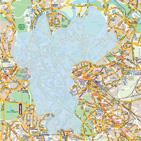 Mappa delle zone del centro di Roma soggette ad aggiornamento della rendita